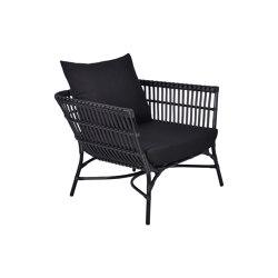 Yoko Lounge Chair 2 Spoke | Armchairs | cbdesign