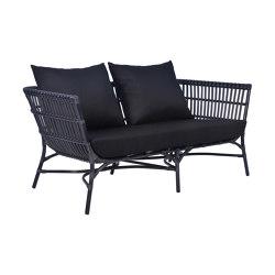 Yoko Sofa 2 Seater 2 Spoke | Canapés | cbdesign