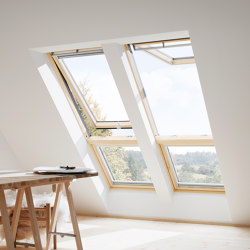 VELUX manual top-hung roof window GPL | Window types | VELUX Group