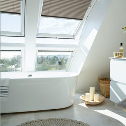 VELUX sloping extension window element GIU -Ideal for bathroom and kitchens | Window types | VELUX Group