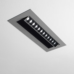 Ride Lens Turn R | Recessed ceiling lights | MOLTO LUCE