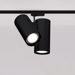 Shooter 2 Track | Ceiling lights | MOLTO LUCE