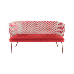 GAIA LINE LOUNGE 2 seater sofa | Sofas | KFF