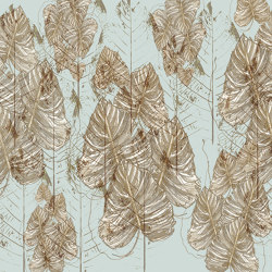 Autumn | Autumn (cold morning) | Wall coverings / wallpapers | Walls beyond