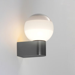 Dipping Light A1-13 White-Graphite | Wall lights | Marset