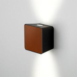 Lab 2 2020 Rust Brown | Lampade outdoor incasso parete | Marset