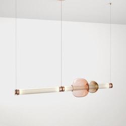 LUNA Chandelier 1 Tier | Suspended lights | Gabriel Scott