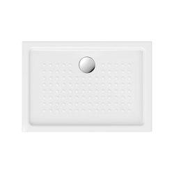 H4,5 | 100x70 Shower Trays | Shower trays | GSI Ceramica