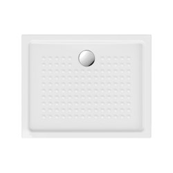 H4,5 | 100x80 Shower Trays | Shower trays | GSI Ceramica