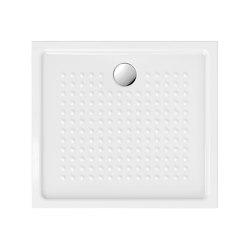 H4,5 | 100x90 Shower Trays | Shower trays | GSI Ceramica