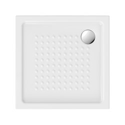 H4,5 | 80x80 Shower Trays | Shower trays | GSI Ceramica