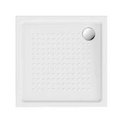 H4,5 | 90x90 Shower Trays | Shower trays | GSI Ceramica