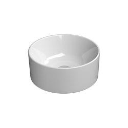 Kube X Ø32    Washbasin   Wash basins   GSI Ceramica
