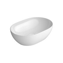 Pura 50x35   Washbasin   Wash basins   GSI Ceramica