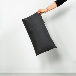 Badesofa Anthracite XS | Cushions | BADESOFA Interior Design