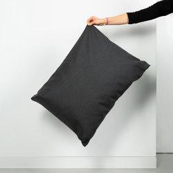 Badesofa Anthracite L | Cushions | BADESOFA Interior Design