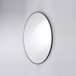 Hoop Black L | Mirrors | Deknudt Mirrors
