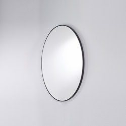 Hoop Black M | Mirrors | Deknudt Mirrors