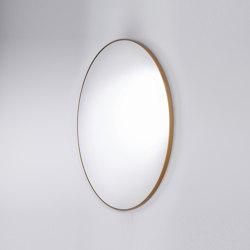 Hoop Bronze L | Mirrors | Deknudt Mirrors