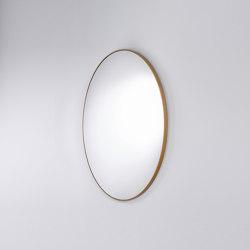 Hoop Bronze M | Mirrors | Deknudt Mirrors