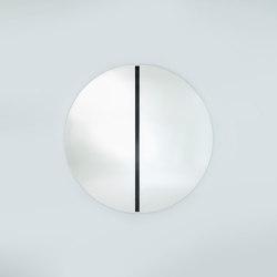 Luna Black M | Mirrors | Deknudt Mirrors