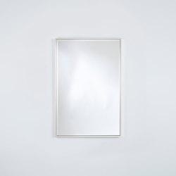 Soho Silver Small Rect. | Mirrors | Deknudt Mirrors
