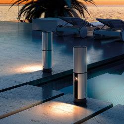 Banús Twice | Outdoor floor-mounted lights | Insolit