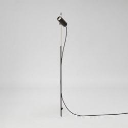 Focus Line Spike Floor / Double | Outdoor free-standing lights | Insolit