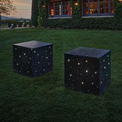 Plastar Cube | Stools | Insolit