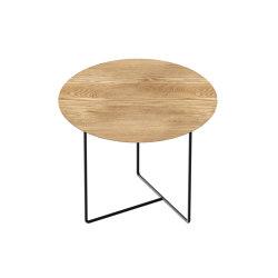 Oak 01 Side Table | Tables d'appoint | weld & co