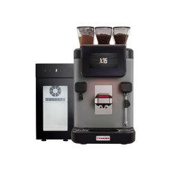 X Range X15 | Coffee machines | Faema by Gruppo Cimbali