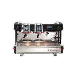 M100 Attiva 2 Gruppi Nera | Máquinas de café | LaCimbali