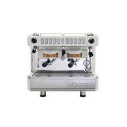 M26 TE 2 Gruppi Compatta Bianca | Machines à café | LaCimbali