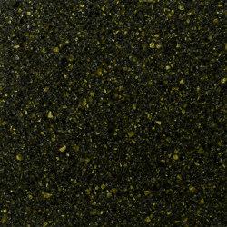 Tempest Gold Leaf | Mineral composite panels | Staron®