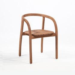 Arch Armchair outdoor - Teak | Chairs | Wildspirit