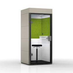 Mobile Unit |  Agave | Telephone booths | OFFICEBRICKS