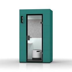 Phone Unit |  Ocean | Office Pods | OFFICEBRICKS