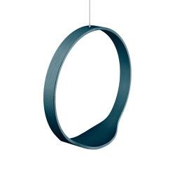 Circleswing N.1 Wooden Hanging Chair Swing Seat -  Ral⎥indoor | Swings | Iwona Kosicka Design