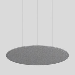 TASK round acoustic | Suspended lights | XAL