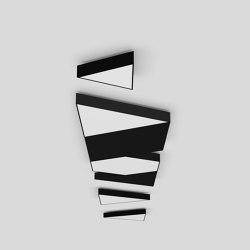TRIG-O surface/acoustic   Deckenleuchten   XAL
