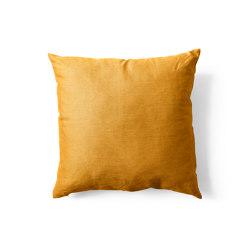 Mimoides Pillow, 60x60 | Ochre | Cushions | MENU