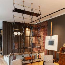 Room Divider WCM6 | The Shelf 240cm | Shelving | Craftvoll