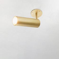 Ceiling Spot WCM7 | The Spot Brass matt | Ceiling lights | Craftvoll
