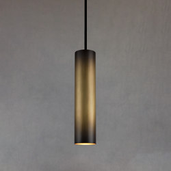 Pendant light WCM8   The Pendulum Brass bronzed   Suspended lights   Craftvoll