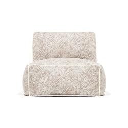 Soft Modular Sofa Central Module | Armchairs | Atmosphera