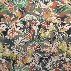 Invicta | Botanical Dream 02 Tropical Sunset | Upholstery fabrics | Aldeco