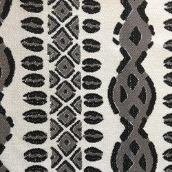 Invicta | Burkina In/Outdoor 04 Gray Stone | Upholstery fabrics | Aldeco