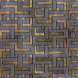 Invicta | Interception Jacquard Velvet 03 Toffee Gold | Upholstery fabrics | Aldeco