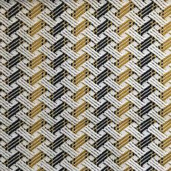 Invicta | Tiébélé In/Outdoor 01 Golden Rod | Upholstery fabrics | Aldeco
