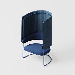 Opus High Back Chair | Armchairs | +Halle